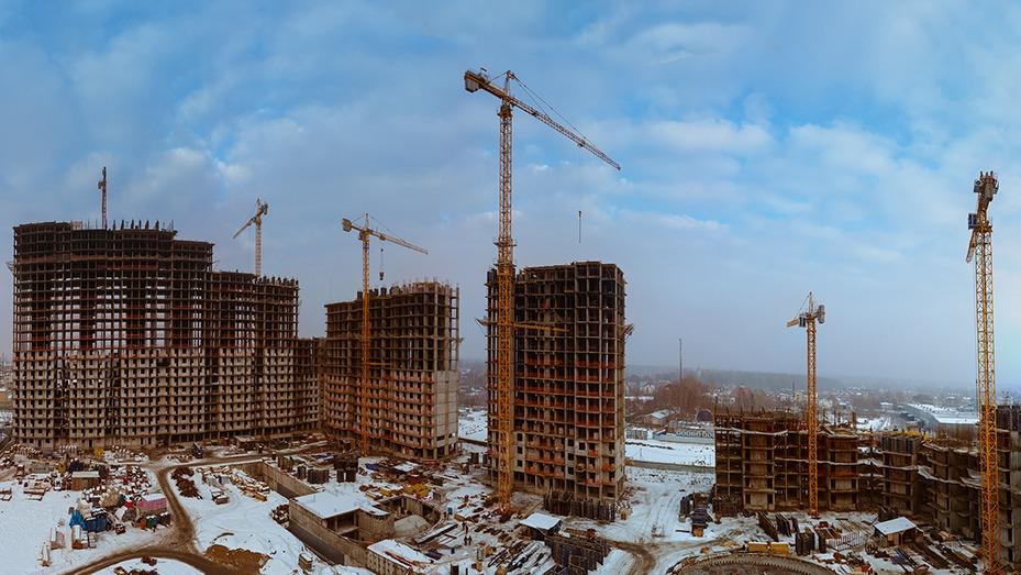 Фотосъемка строительства