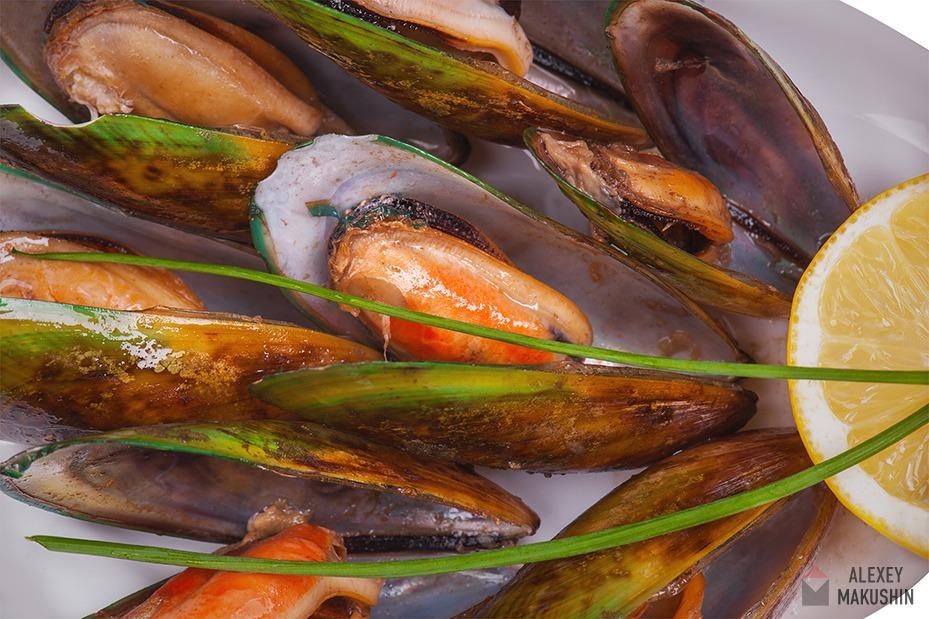 фотосъемка еды для японского меню