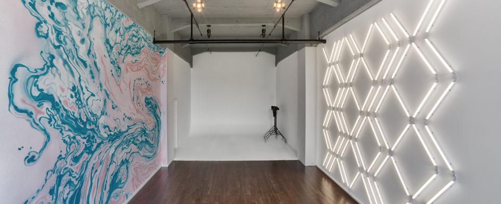 Залы для фотосессий